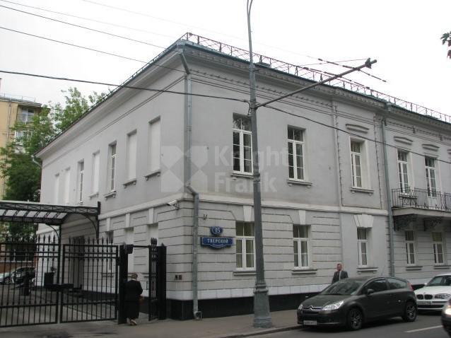 Особняк Тверской бульвар, 15 стр. 1, id id36407, фото 1