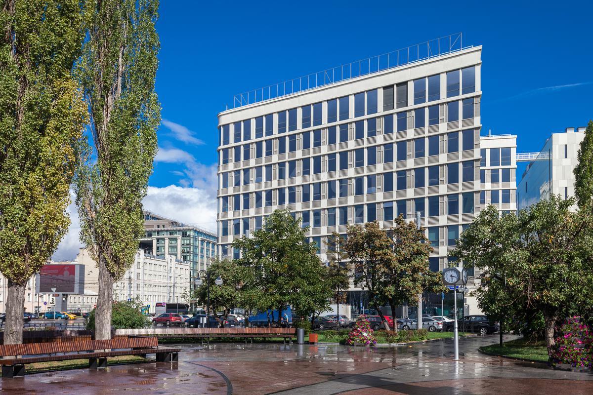 Бизнес-центр Wall Street (Корпус Б), id id36492, фото 3