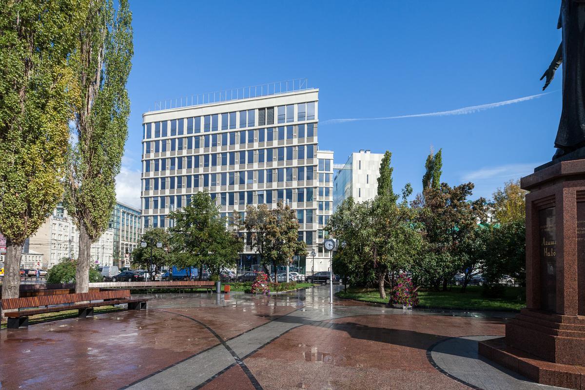 Бизнес-центр Wall Street (Корпус Б), id id36492, фото 2