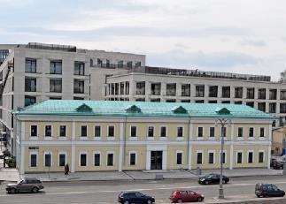 Особняк Особняк на Раушской набережной, id os36525, фото 1