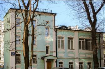 Особняк Гиляровского ул, д. 38, id id36530, фото 1