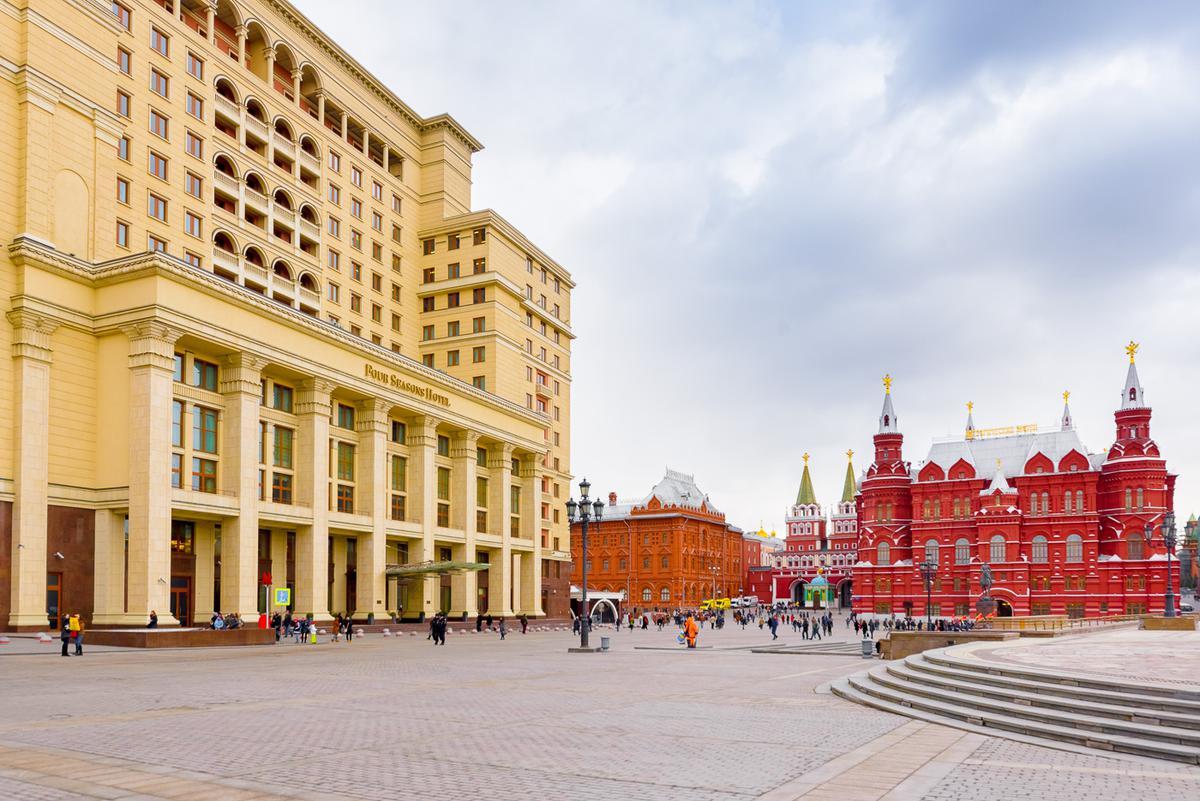 Многофункциональный комплекс Москва, id id3670, фото 3
