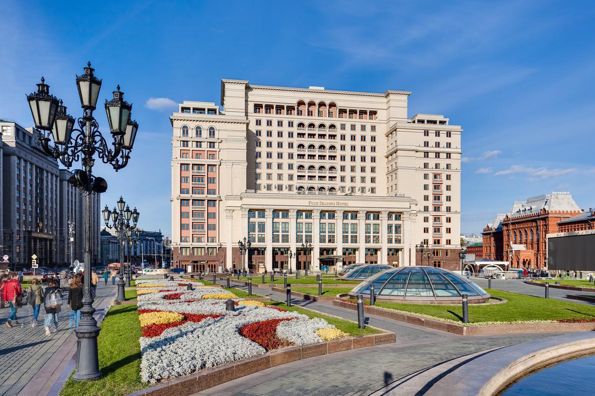 Многофункциональный комплекс Москва, id id3670, фото 4