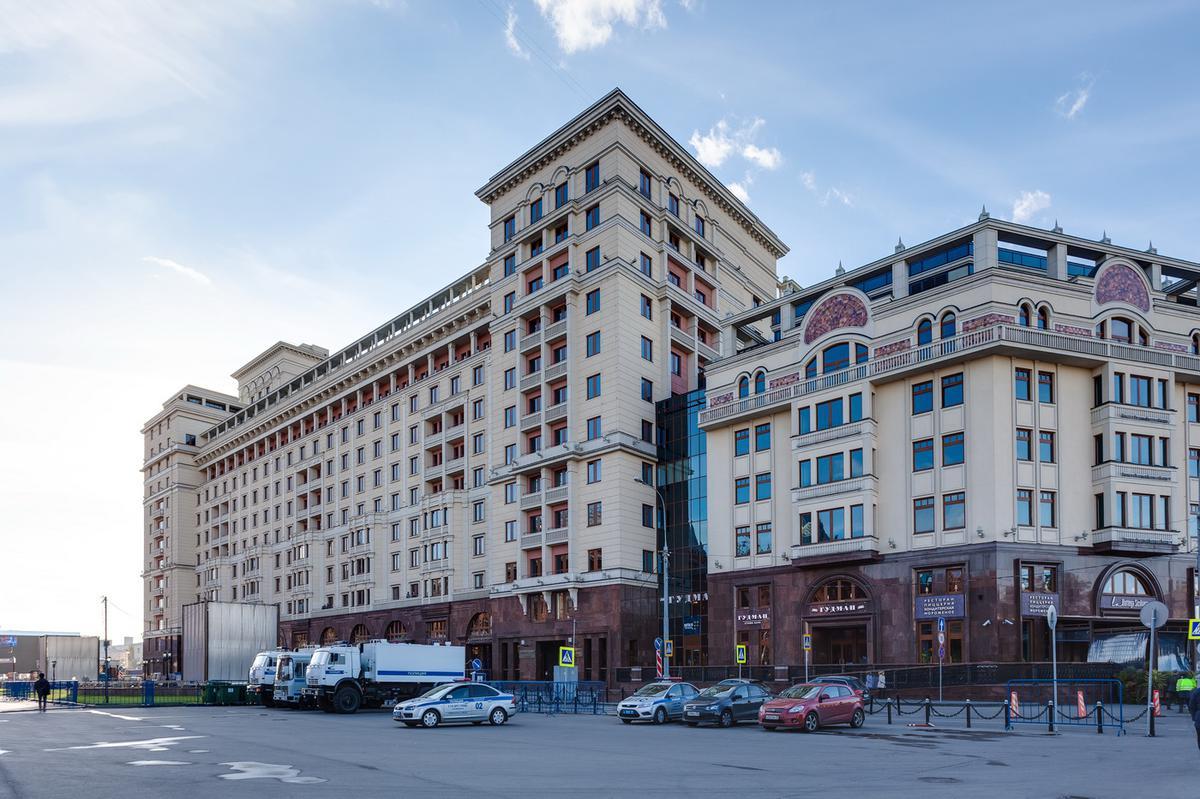 Многофункциональный комплекс Москва, id id3670, фото 2