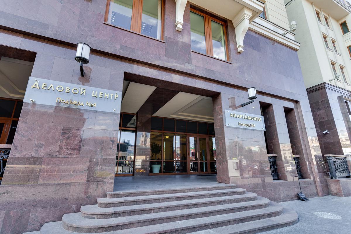 Многофункциональный комплекс Москва, id id3670, фото 5
