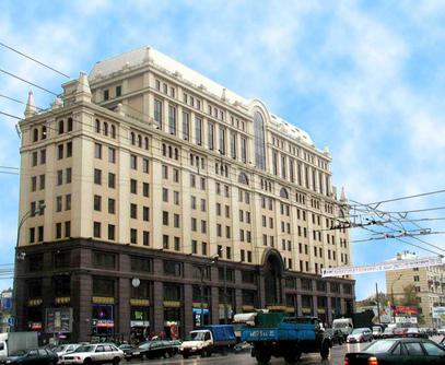 Бизнес-центр Павелецкая Плаза I, id id3675, фото 1