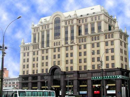 Бизнес-центр Павелецкая Плаза II, id id3677, фото 1