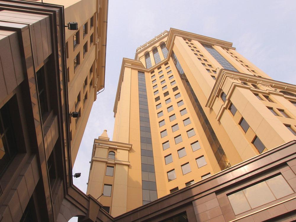 Бизнес-центр Павелецкая Плаза II, id id3677, фото 2