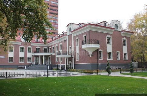 Особняк Звенигородская 2-я улица, 2/1, id id368, фото 1