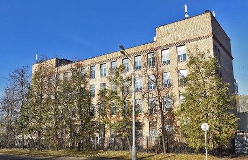 Офисное здание Нижнелихоборский 3-й проезд, д. 5, id id37261, фото 1