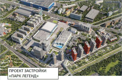Бизнес-центр Башня 2 Парк Легенд класс В+, id id37634, фото 2