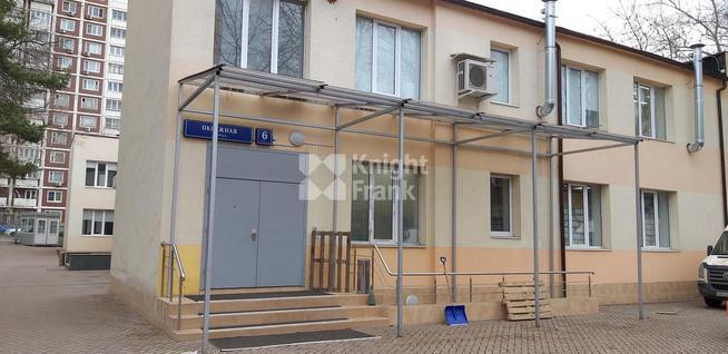 Офисное здание Окружная улица, д. 6 к. 1, id os37833, фото 1
