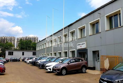 Многофункциональный комплекс Гостиничная улица, д. 10В стр. 1, id os37865, фото 2