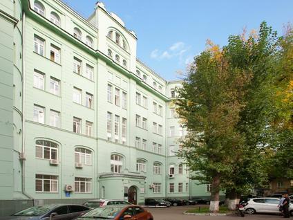 Особняк Потаповский переулок, 5 стр. 4, id id3898, фото 1