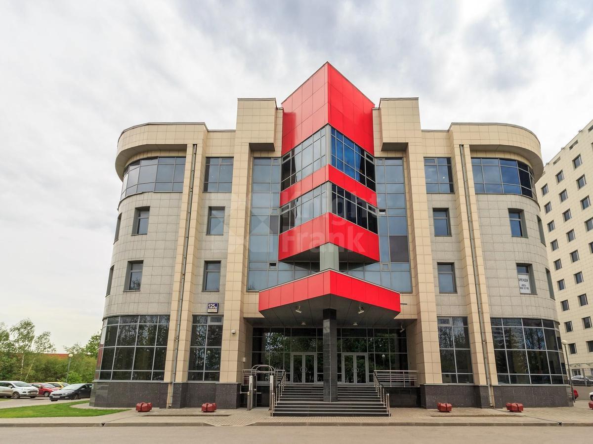 Бизнес-центр Профсоюзная улица, 125 стр. 1, id id4016, фото 2