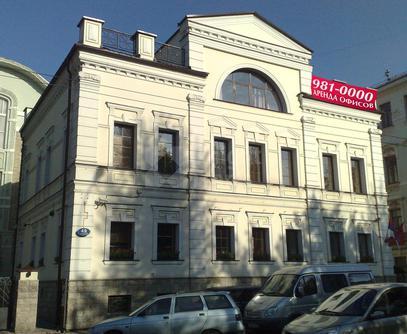 Особняк Пятницкая улица, 49 стр. 3, id id4078, фото 2