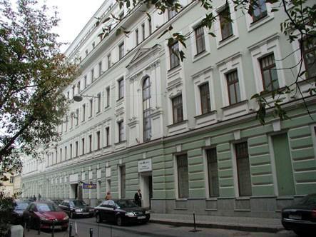 Бизнес-центр Романов Двор I, id id4148, фото 1