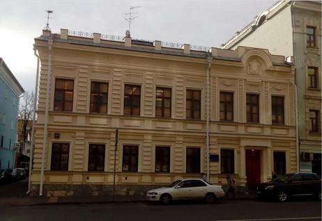Особняк *Садовническая улица, 44 стр. 1, id id4277, фото 1