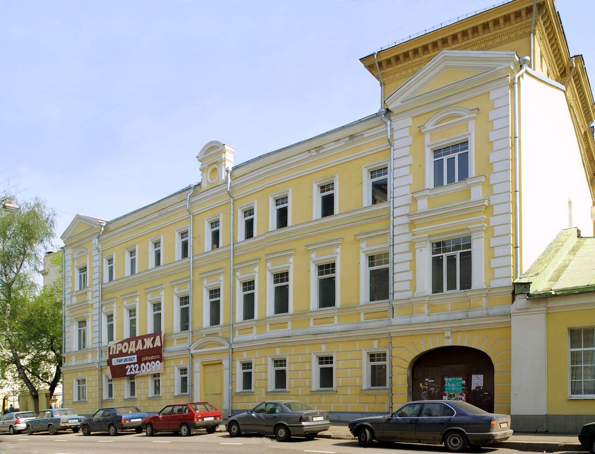 Особняк Садовническая улица, 69, id id4290, фото 2