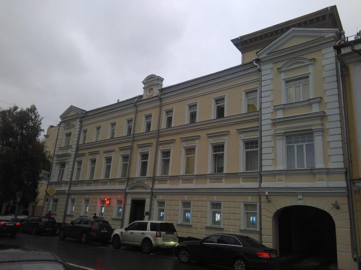Особняк Садовническая улица, 69, id id4290, фото 1