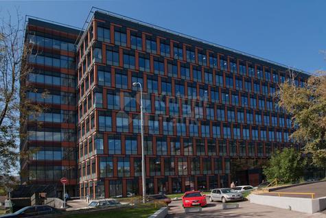 Бизнес-центр Марр Плаза, id os4331, фото 1