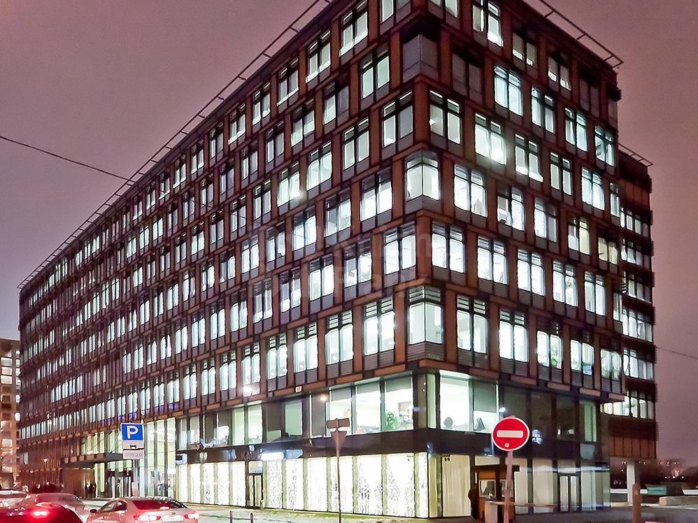 Бизнес-центр Марр Плаза, id id4331, фото 2