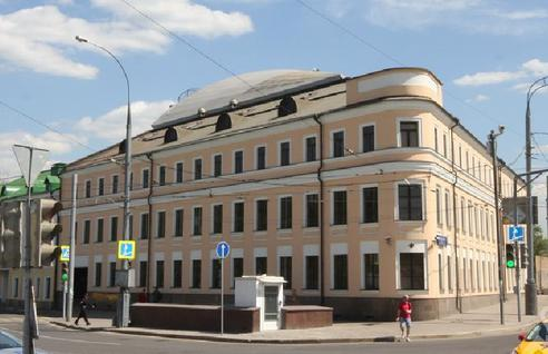 Особняк Сергия Радонежского улица, д. 1 стр. 1, id id4332, фото 1