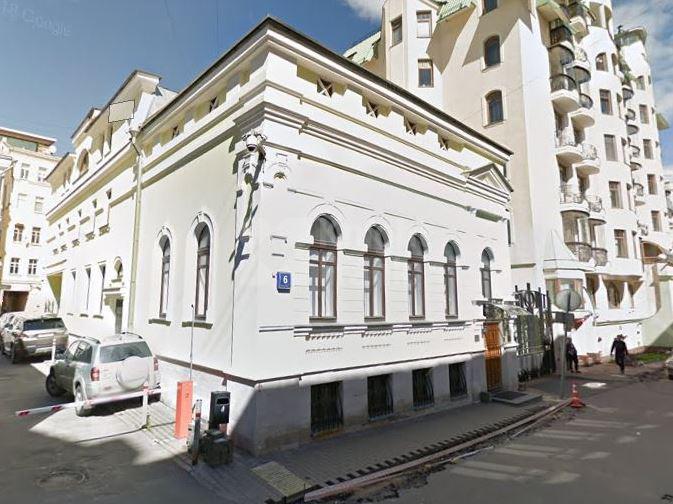 Особняк Сеченовский переулок, 6 стр. 1, id id4359, фото 1