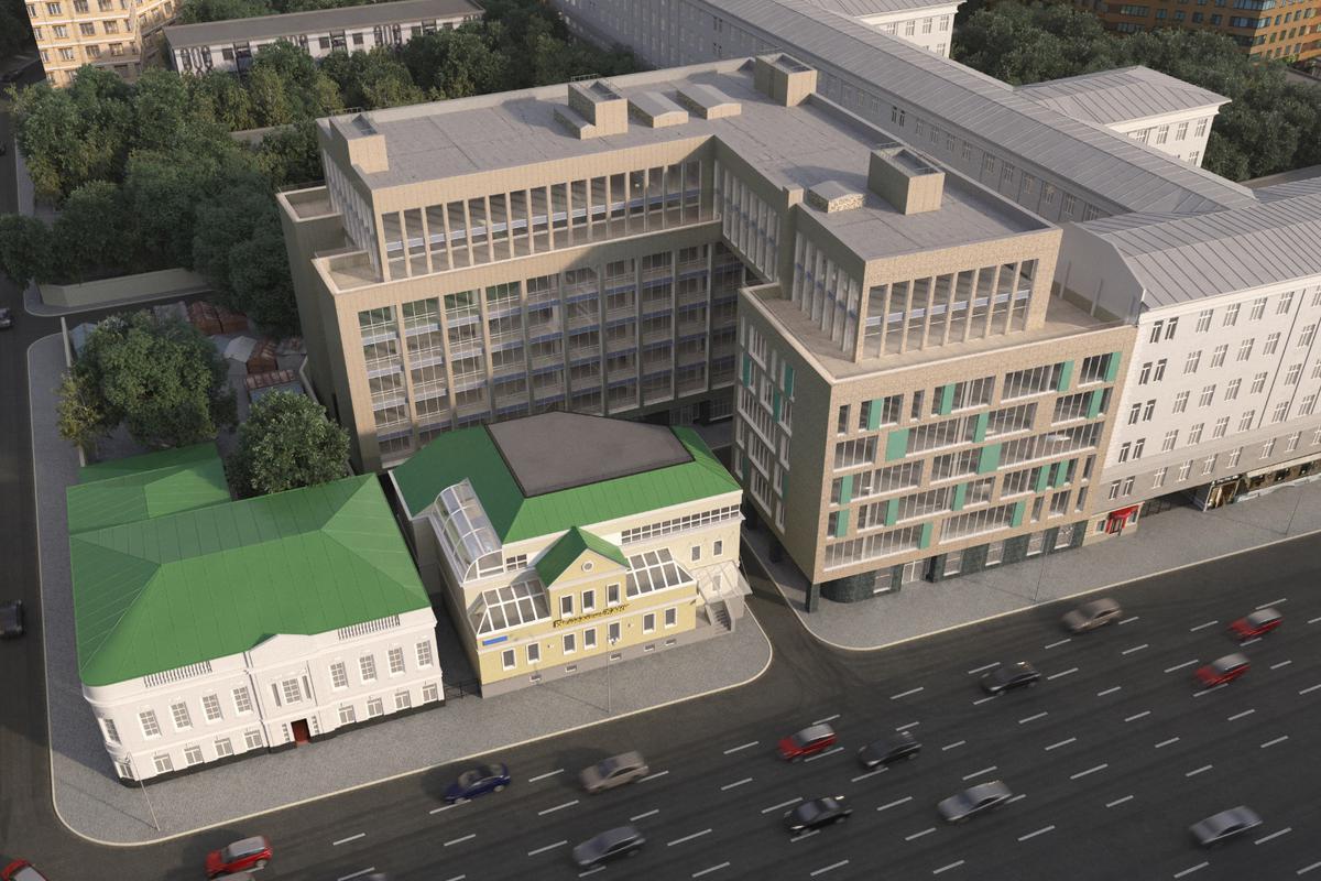 Многофункциональный комплекс Смоленка, id id4430, фото 1
