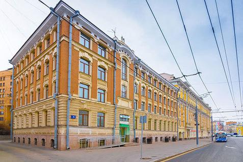 Бизнес-центр Смоленский бульвар, 4, id id4437, фото 1
