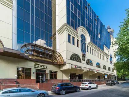 Бизнес-центр Чайка Плаза 2, id id4519, фото 1