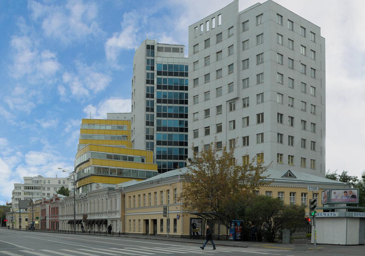 Бизнес-центр Мосэнка 4 Парк Тауэрс, id id4686, фото 4