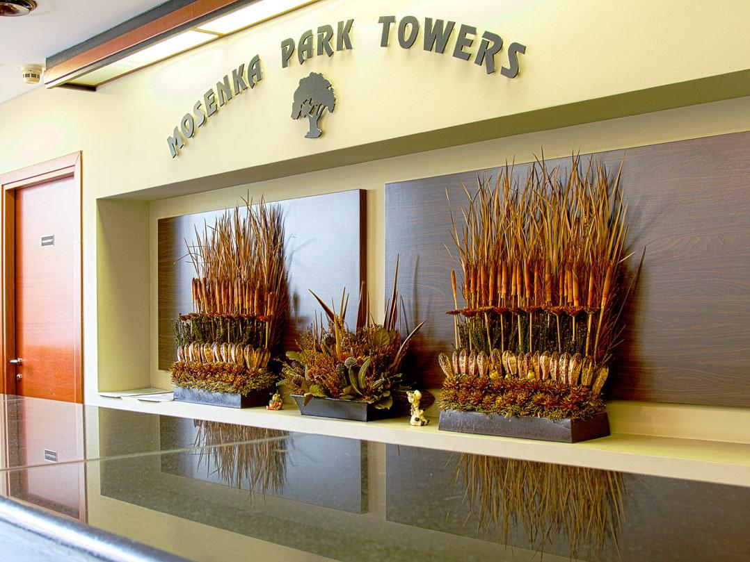 Бизнес-центр Мосэнка 4 Парк Тауэрс, id id4686, фото 7