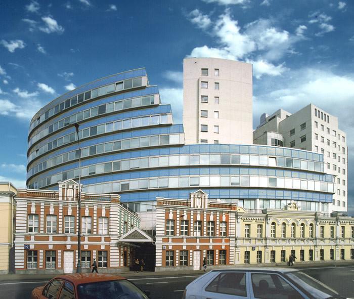 Бизнес-центр Мосэнка 4 Парк Тауэрс, id id4686, фото 1