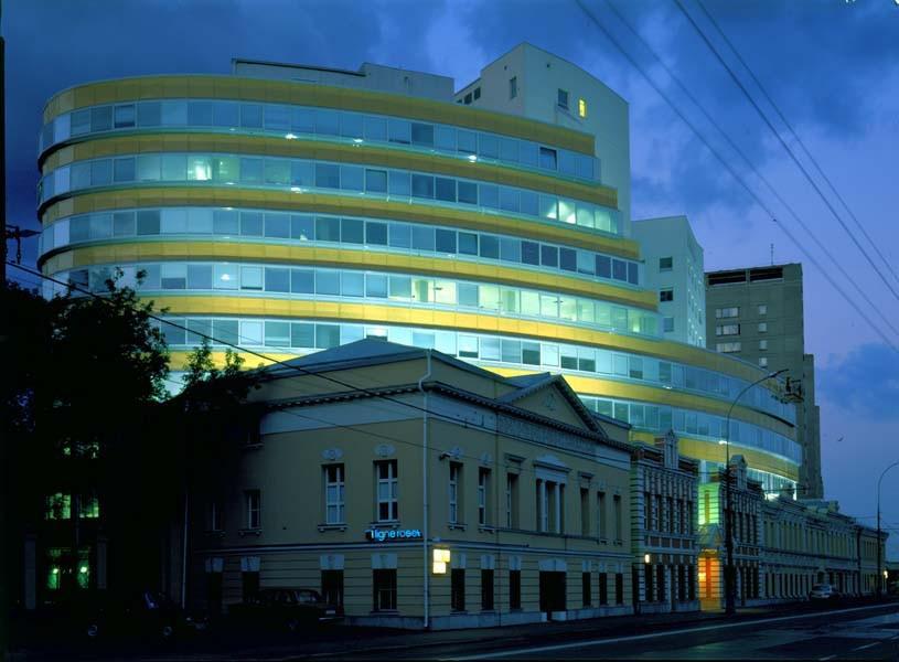 Бизнес-центр Мосэнка 4 Парк Тауэрс, id id4686, фото 2