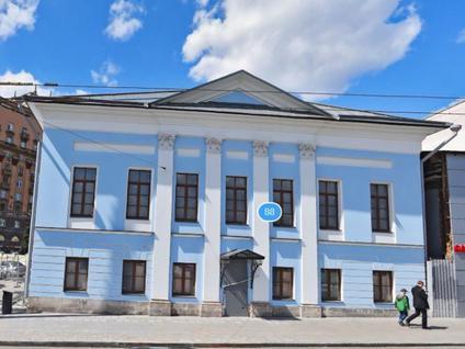 Особняк Таганская площадь, 88 стр. 1, id id4697, фото 1