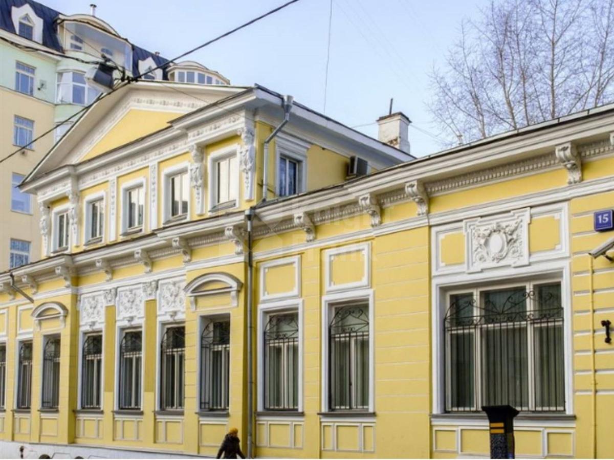 Особняк Трубниковский переулок, 15 стр. 1, id id4845, фото 1