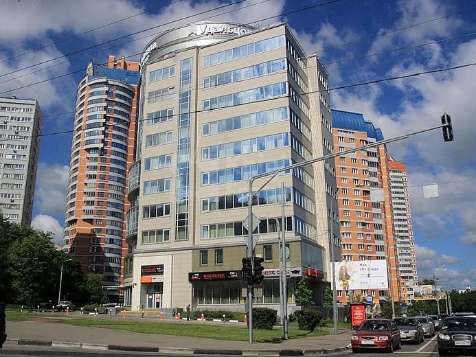 Бизнес-центр Удальцова Плаза, id id4867, фото 1