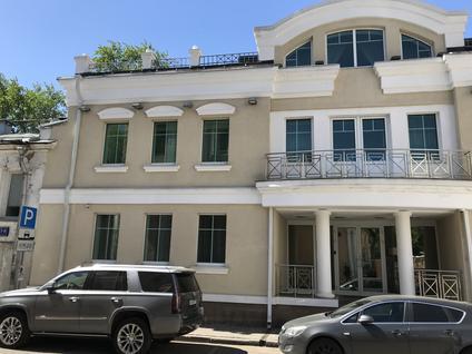 Особняк Хохловский переулок, 11 стр. 3, id id4975, фото 2