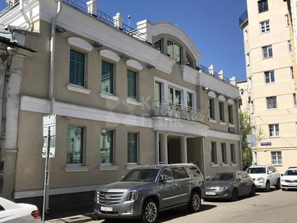 Особняк Хохловский переулок, 11 стр. 3, id id4975, фото 3