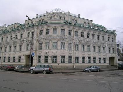 Бизнес-центр Tsvetnoy Palazzo, id id4985, фото 1