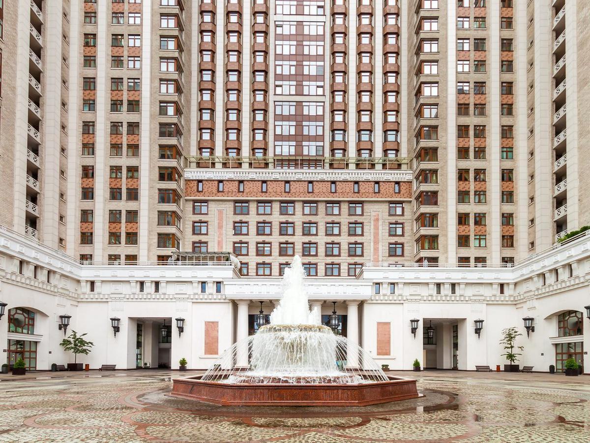 Многофункциональный комплекс Триумф Палас, id id5007, фото 7