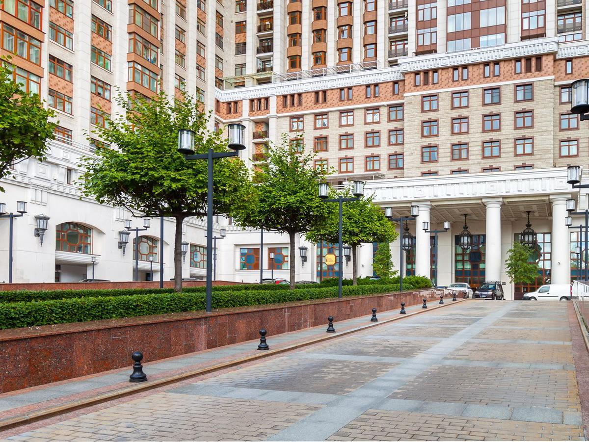 Многофункциональный комплекс Триумф Палас, id id5007, фото 6