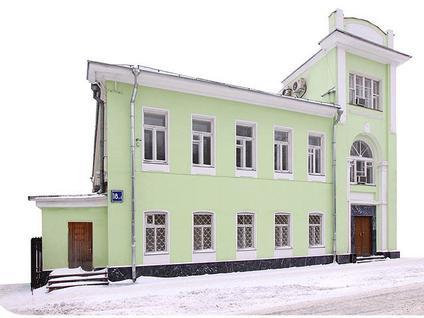 Особняк Щипок улица, д. 18 стр. 1, id id5138, фото 1