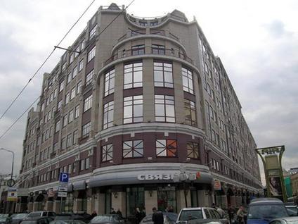 Бизнес-центр Арбат улица, 1, id id537, фото 2