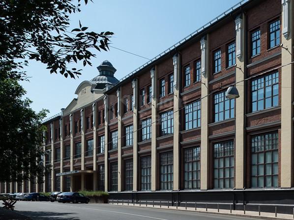 Бизнес-парк Фабрика Станиславского (Строение 1), id id6547, фото 1