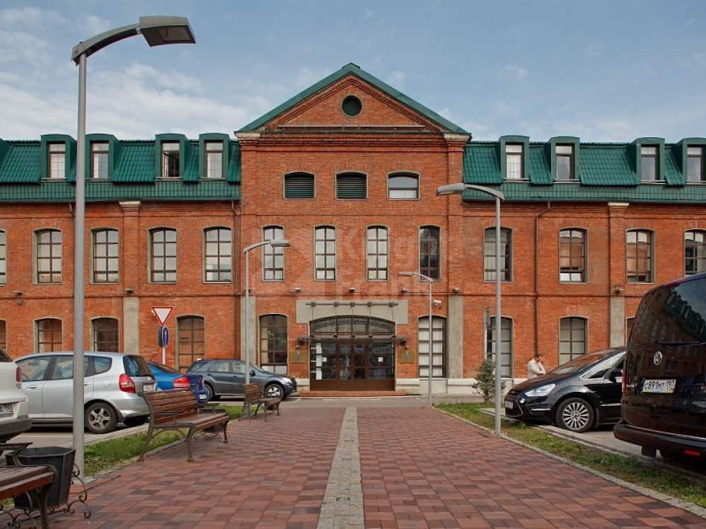 Многофункциональный комплекс Новоспасский Двор (Строение 16), id id6586, фото 2
