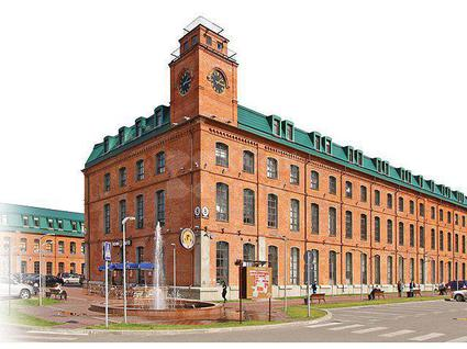 Многофункциональный комплекс Новоспасский Двор (Строение 9), id os6593, фото 1