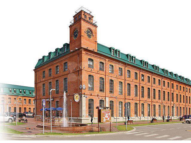Многофункциональный комплекс Новоспасский Двор (Строение 9), id id6593, фото 1