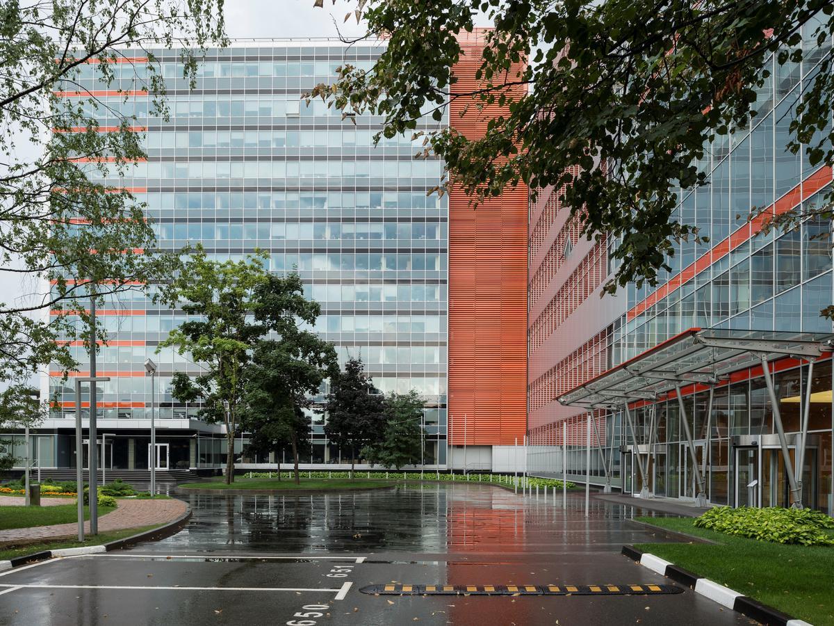 Бизнес-центр Кругозор (Строение 2), id id7140, фото 4
